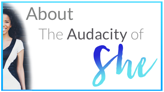 100: About The Audacity of She