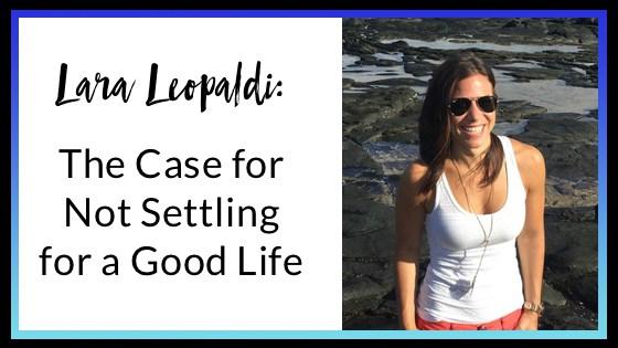 101: Lara Klein Leopaldi